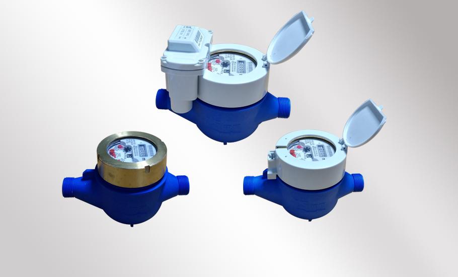 Detachable NB remote water meter